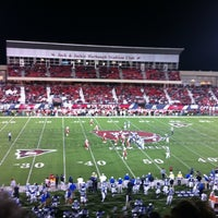 Photo taken at Houchens Industries-L.T. Smith Stadium by Jenna S. on 11/2/2012