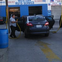 Photo taken at Star Hand Wash by Jacob M. on 10/15/2013