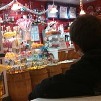Photo taken at Farrell's Ice Cream Parlour by Jacob M. on 12/16/2013