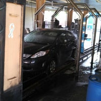 Photo taken at Star Hand Wash by Jacob M. on 1/27/2014