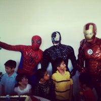 Photo taken at Mr. Fiestas! by Mr. fiestas P. on 4/14/2014