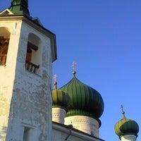 Photo taken at Церковь Рождества Иоанна Предтечи by Ilya V. on 8/25/2013
