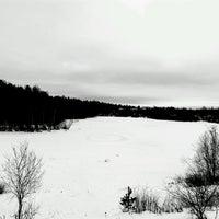 Photo taken at Симоново Озеро by Ilya V. on 1/25/2017