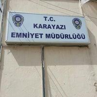 Photo taken at Karayazı İlçe Emniyet Müdürlüğü by Fatih Ş. on 7/21/2013