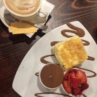 Photo taken at Max Brenner Chocolate Wollongong by Amiel Jason D. on 3/1/2016
