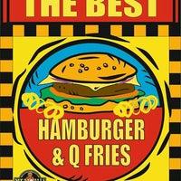 10/23/2013 tarihinde Cengiz Ç.ziyaretçi tarafından Meatballs Burger House'de çekilen fotoğraf