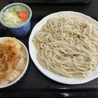Photo taken at 十割そば えびす by テテル♪ on 1/20/2018