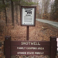 Photo taken at Stokes State Forest by Kat F. on 3/29/2013