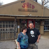 Photo taken at The Shed by Dane K. on 3/22/2014