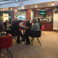 Photo taken at Mint Café by RuRu F. on 11/7/2013