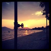 Photo taken at Απλό Bistro by john i. on 8/21/2013