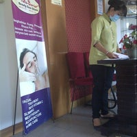Photo taken at Vidiz Baniar Beauty Clinic by Nobody on 7/27/2013