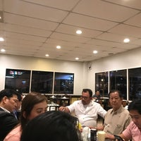 Photo taken at Yellow Fin Restaurant - Prime Square Branch by Rain B. on 4/19/2018