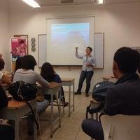Photo taken at Centro de Estudios Gestalt by Gabriel G. on 11/3/2014
