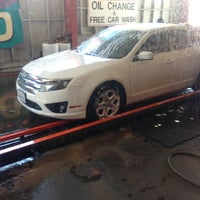Photo taken at Prestige Auto Wash & Automotive by Karl S. on 5/12/2013