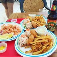 Photo taken at Key Largo Fisheries by Bridget W. on 3/13/2016