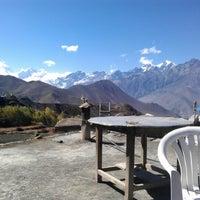 Photo taken at Ranipauwa , Muktinath by Anatoly G. on 10/22/2012