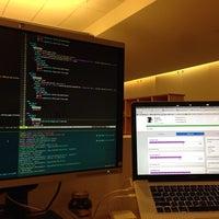 Photo taken at Crowdtap HQ by Jico B. on 10/5/2013