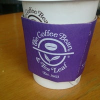 Photo taken at Coffee Bean - Indofood Tower by Fiully S. on 9/10/2013