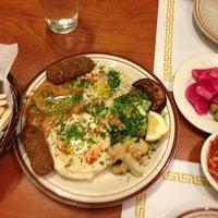 Photo taken at Old Jerusalem Restaurant by Gloria L. on 5/3/2013
