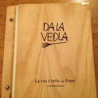 Photo taken at Da la Vedla by Francesco B. on 3/30/2013