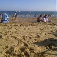 Foto tomada en Playa de Islantilla por Daniel A. el 7/21/2013