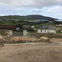 Photo taken at Dunfanaghy by Tomáš P. on 9/1/2018