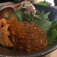 Photo taken at 寿司の神 by Bonnie K. on 12/23/2017