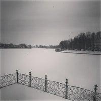 Снимок сделан в Причал пользователем Vadim S. 2/17/2013