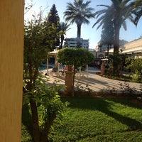 Photo taken at Pickalbatros Hotels by Ma.Elena A. on 4/27/2014