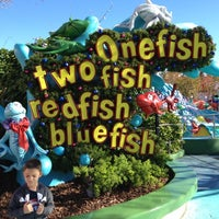 Photo taken at One Fish, Two Fish, Red Fish, Blue Fish by Marcos M. on 11/25/2012