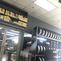 Photo taken at M.I.C. Tire Pros by Angel L. on 12/22/2016