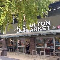 Photo taken at 55 Fulton Market by Angel L. on 11/9/2013