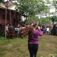 4/28/2014 tarihinde Ece K.ziyaretçi tarafından Değirmenci Gözleme ve Mantı Evi'de çekilen fotoğraf