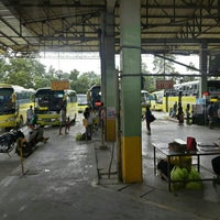 Photo taken at Dao Integrated Bus Terminal by Jas M. on 12/24/2015