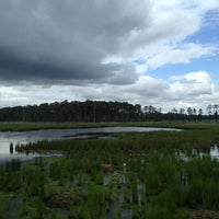 Photo taken at Blackwater National Wildlife Refuge by Avril S. on 7/13/2013