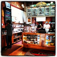Photo taken at Old Town Coffee & Chocolates by Ken F. on 7/25/2013