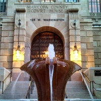 Photo taken at Arizona Superior Court in Maricopa County- Old Courthouse by Ken F. on 4/9/2014