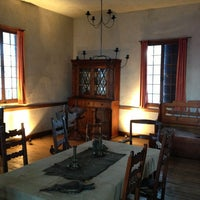 Photo taken at Bolduc House Museum by Steven F. on 1/3/2014
