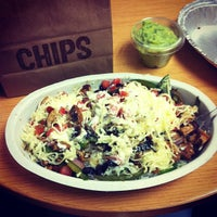 Photo taken at Chipotle Mexican Grill by Johnny G. on 12/16/2012
