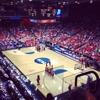 Photo taken at UD Arena by Jeff C. on 3/23/2013