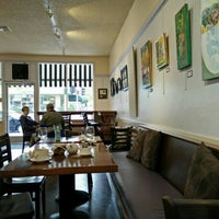 Photo taken at Vic's Cafe by Dave J. on 3/21/2016