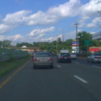 Photo taken at Rt 1 North by Ryan D. on 8/2/2013