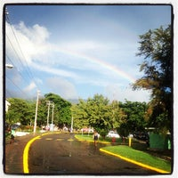 Photo taken at The University Of The West Indies by Nicolette W. on 11/8/2013