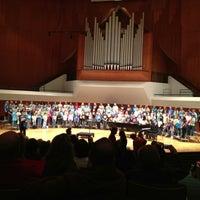 Photo taken at Catlett Music Center by Christen C. on 2/23/2013
