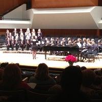 Photo taken at Catlett Music Center by Christen C. on 12/1/2012