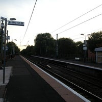 Photo taken at Glengarnock Railway Station (GLG) by Andrew C. on 8/27/2013