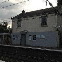 Photo taken at Glengarnock Railway Station (GLG) by Andrew C. on 7/21/2013