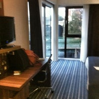 Photo taken at Hilton Sheffield Hotel by Jonathon W. on 10/17/2012