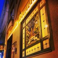 Photo taken at Brasserie Bomonti by Fuat E. on 4/22/2014